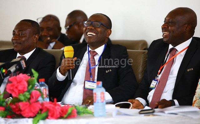Kwesi Nyantakyi wins FIFA Council elections