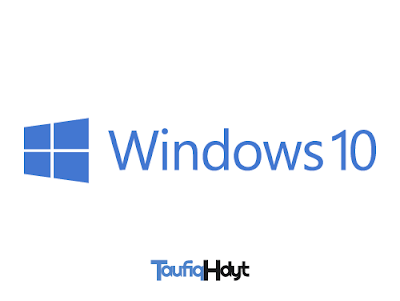 windows 10 taufiqhdyt