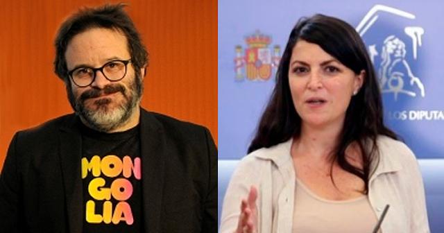 Contundente respuesta de Edu Galán a Macarena Olona tras difundir un bulo sobre Pedro Sánchez