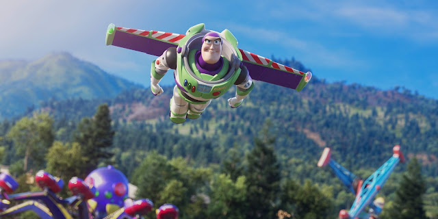 Toy Story 4 Buzz Lightyear Screenshot