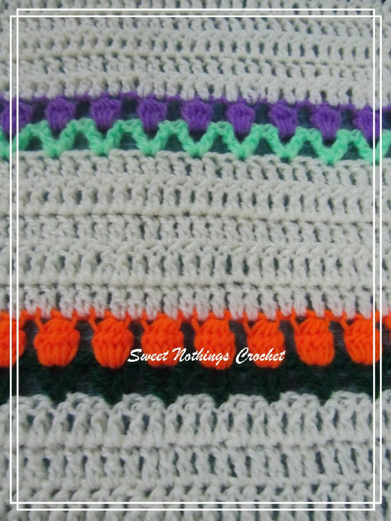 Sweet Nothings Crochet: TULIP BLANKET