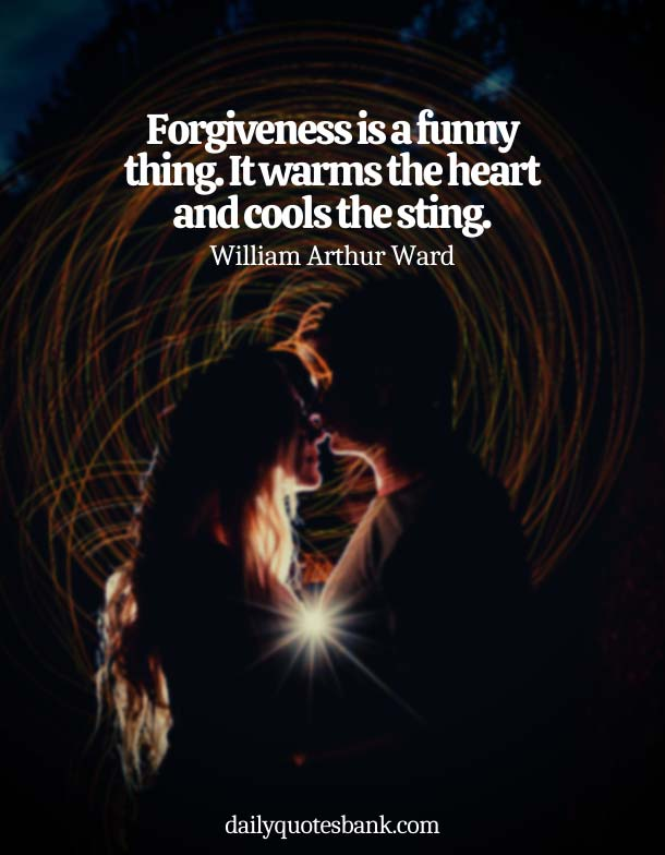 Funny Quotes About Mistakes In Relationships and Forgiveness