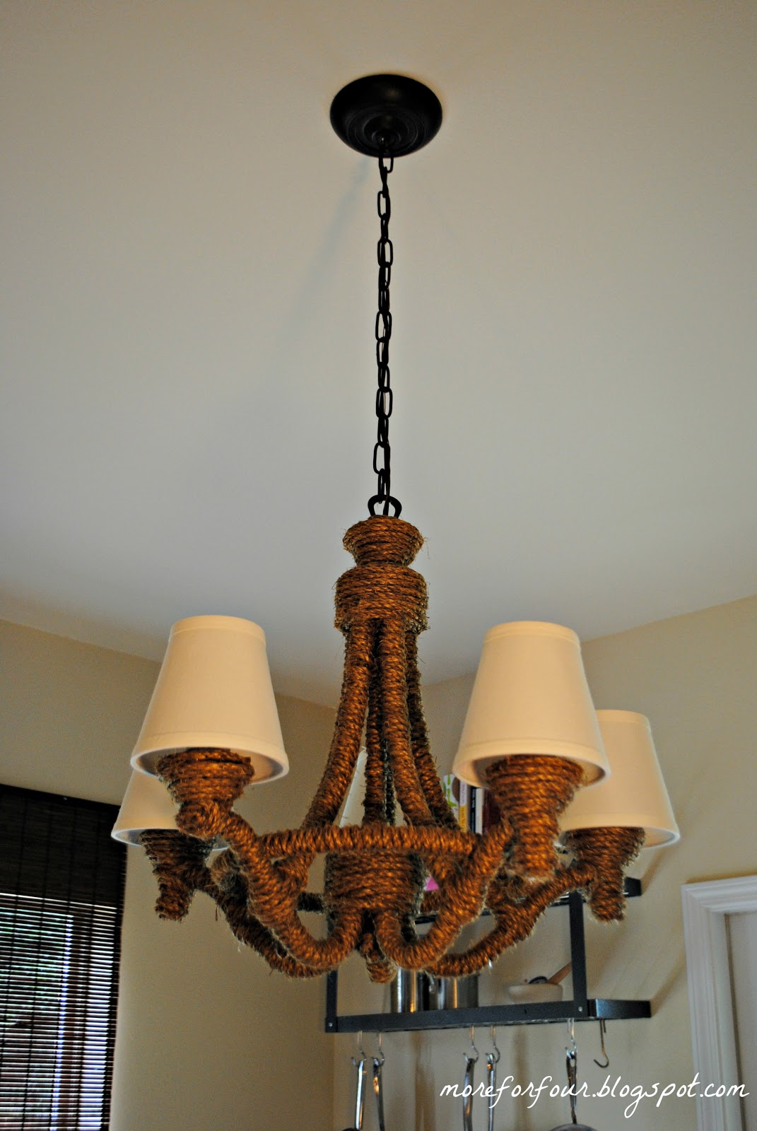 Clip Chandelier Shades