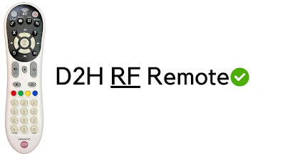 What is D2H RF Remote