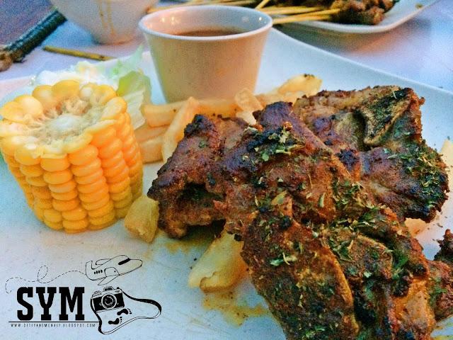 Makan Sedap di Restoran De Pauh Garden Permatang Pauh