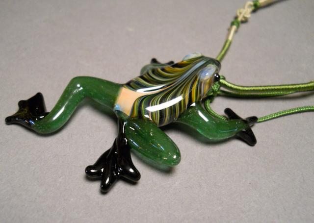 reptile frog jewelry