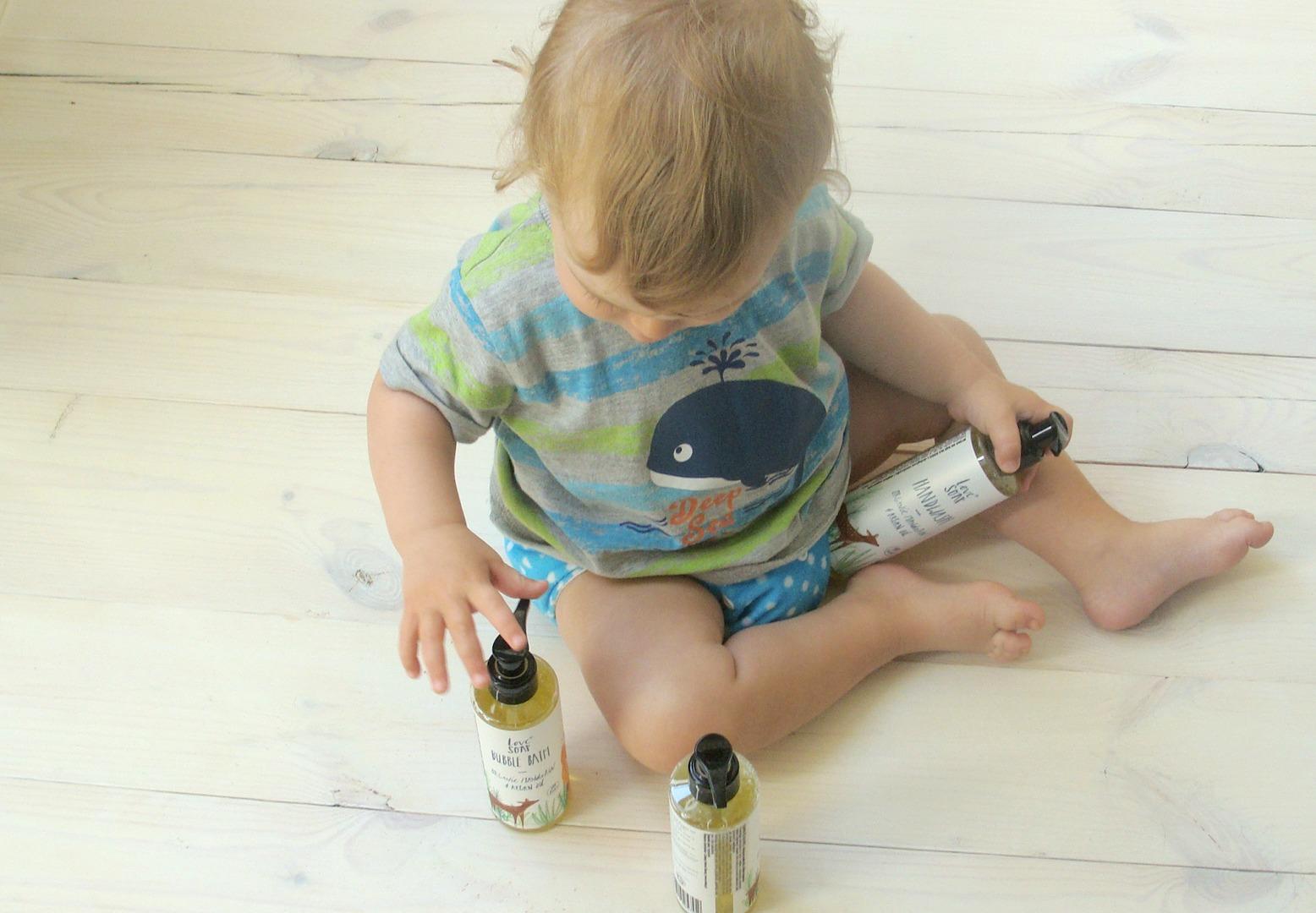 Kosmetyki dla dzieci Love Soap