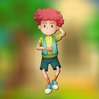 AvmGames - Confusing Boy Escape