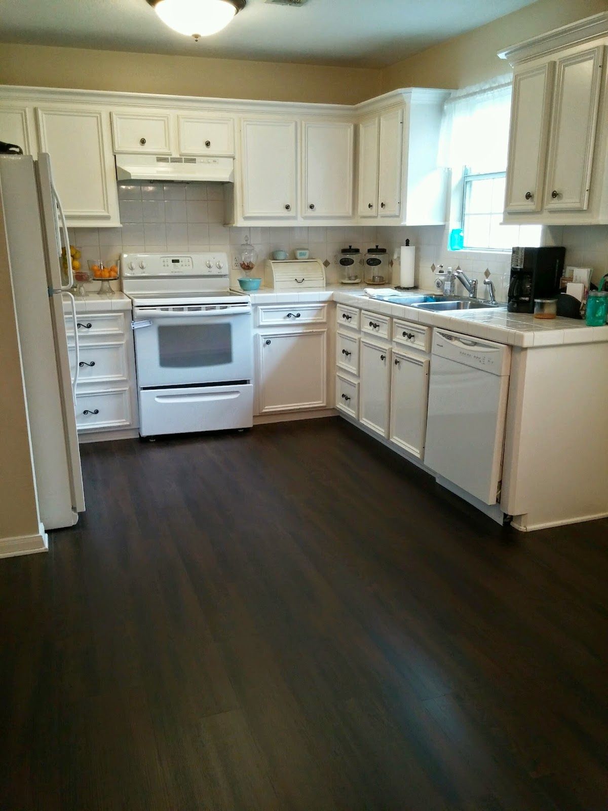 Stillwater Oak Vinyl Flooring