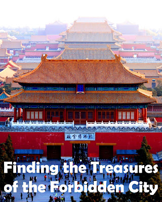 Travel the World: A tour of the Forbidden City in Beijing China.
