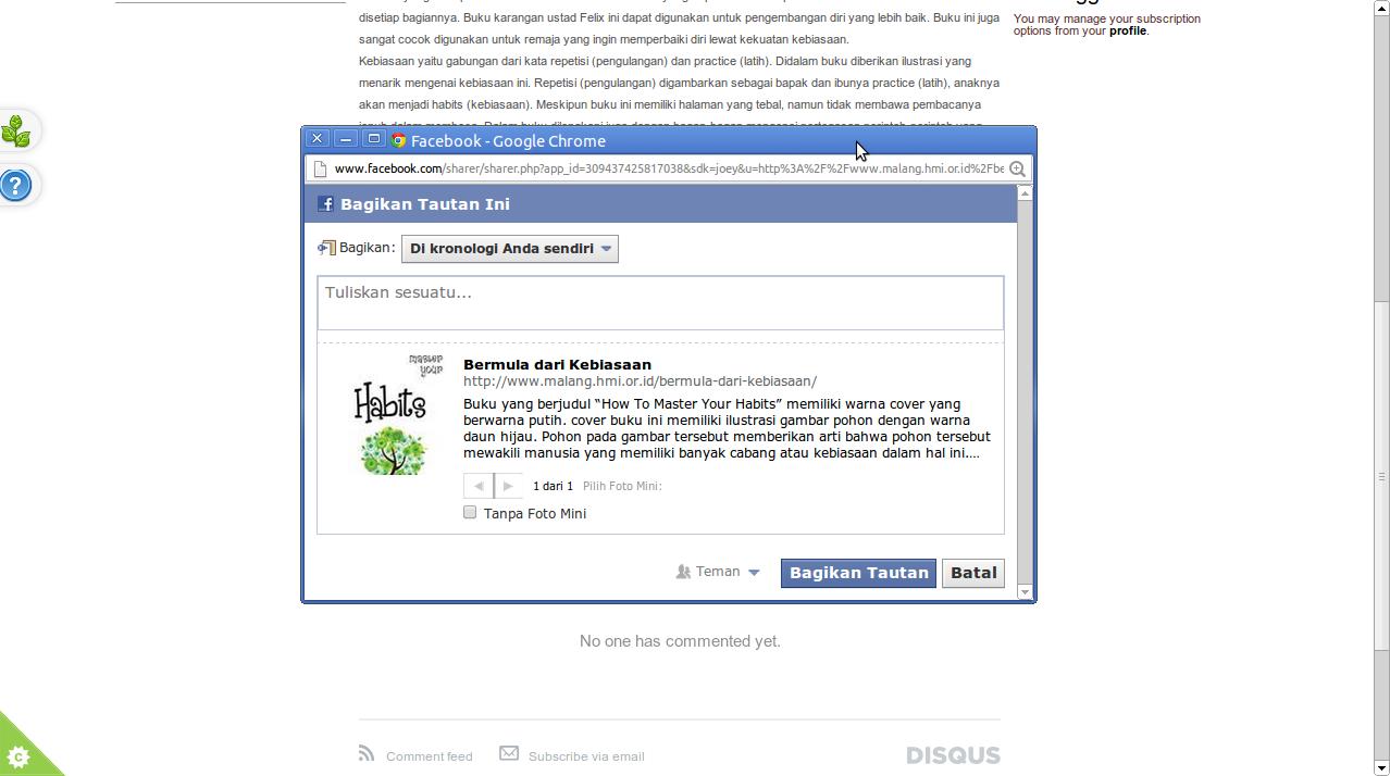 Open Graph Fixed untuk fungsi share pada facebook