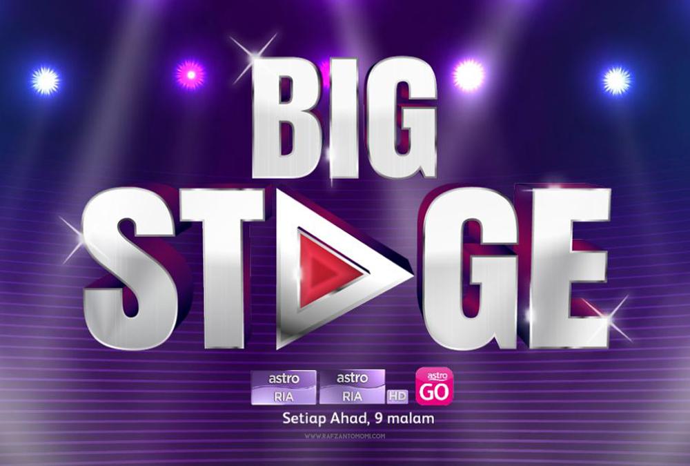 Big Stage 2018 - Senarai Peserta, Senarai Lagu & Keputusan Konsert Mingguan Big Stage 2018