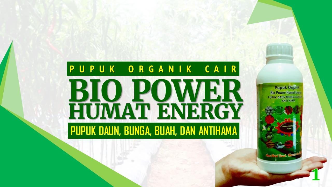 bio power humat energy