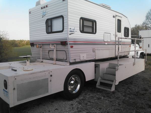 Gmc Motorhome Parts >> Used RVs 1991 GMC Topkick Toter Home For Sale by Owner