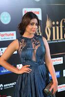 Shriya Saran having fun in a lovely fit gown at IIFA Utsavam Awards 2017  Day 2 at  02.JPG