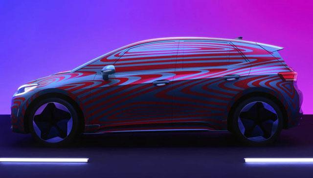 Prix Volkswagen ID.3 (2019) : réservation, infos et photos ...
