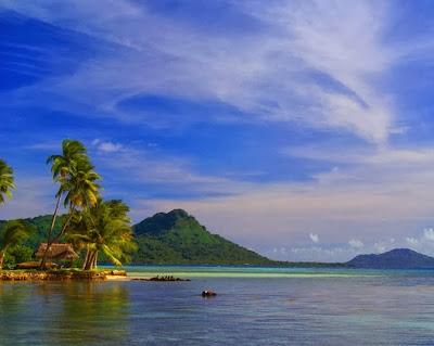 La costa di Chuuk