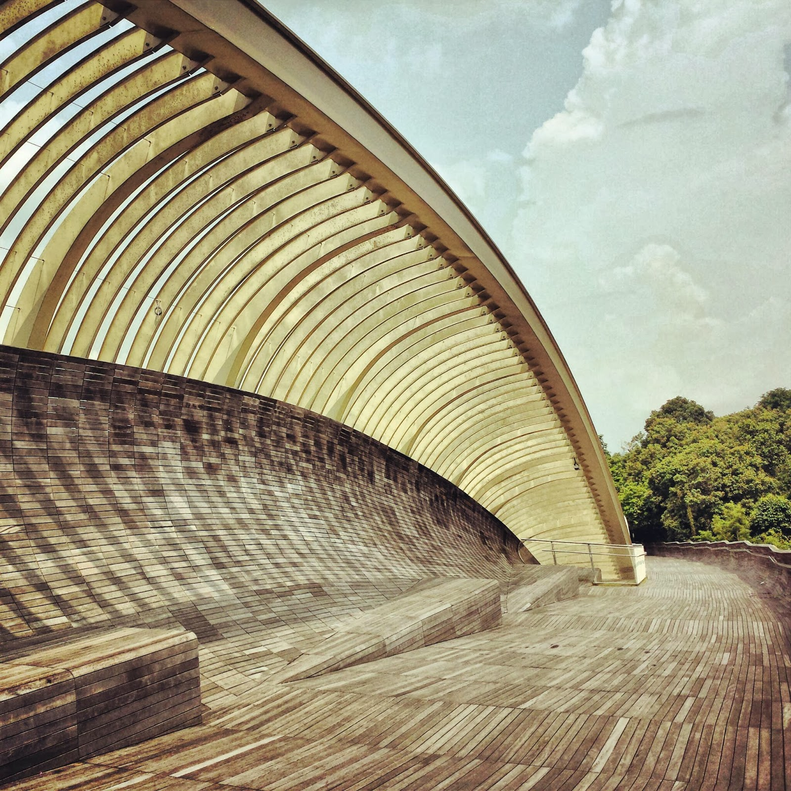 Henderson Waves Souther Ridges Singapore, Singapore Travel