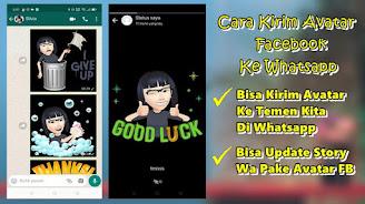 Cara Mengirim Avatar Facebook Ke Whatsapp