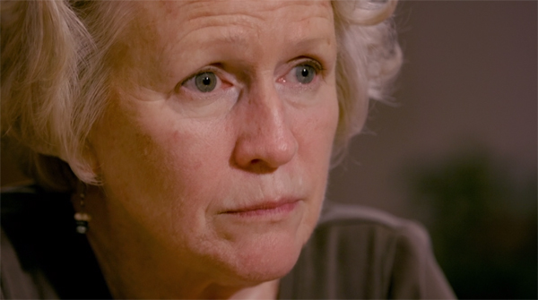 image of Jean Wehner, an older white woman, from The Keepers