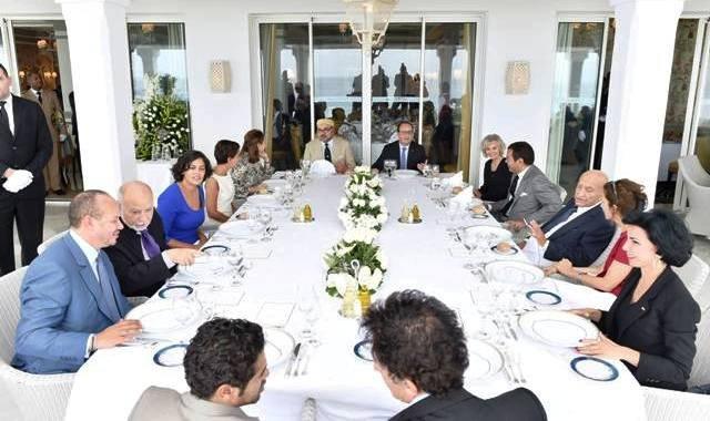 La diplomacia de los manjares