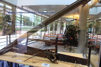 Shipbuilding tool exhibits, Ap Lei Chau, hong kong