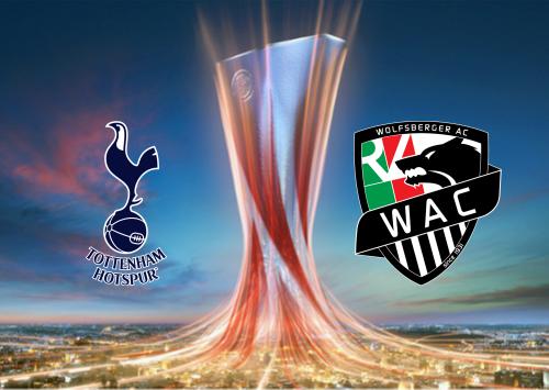 Tottenham Hotspur vs Wolfsberger AC Full Match & Highlights 24 February 2021