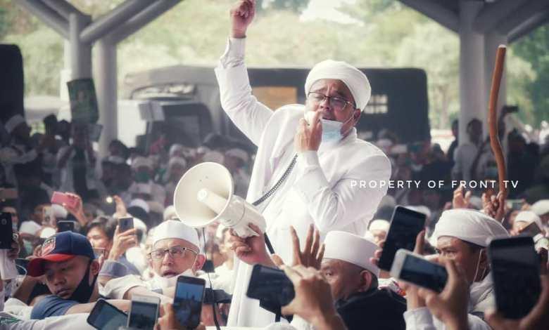Media Malaysia Puja-puji Habib Rizieq Shihab: Beliau Seorang Pemimpin Islam Kharismatik