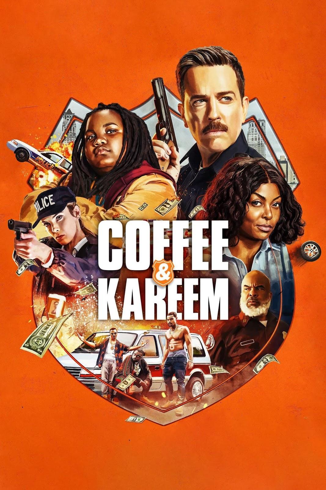 Coffee & Kareem [2020] [CUSTOM HD] [DVDR] [NTSC] [Latino]