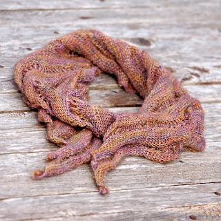 Crinklie scarf