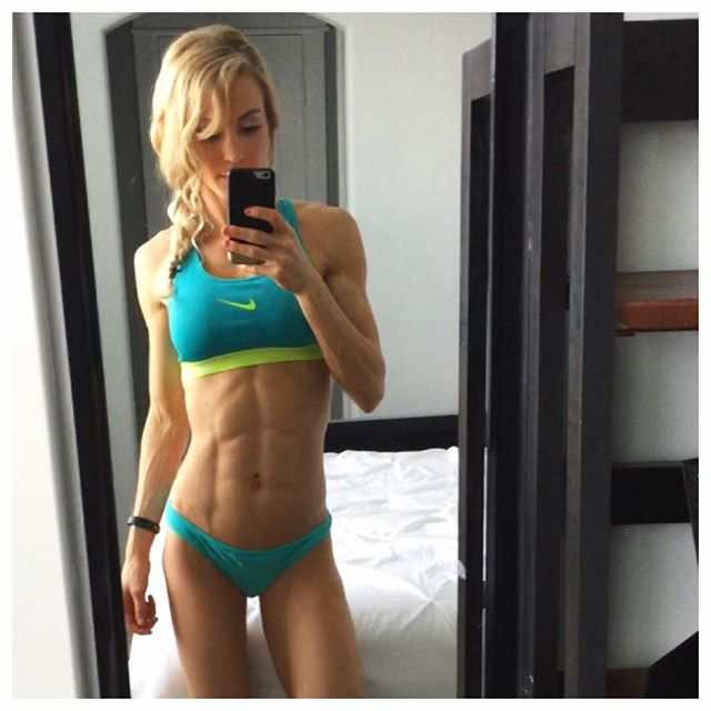 All pictures of of the Fitness girl Rachel Scheer 2