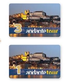 Andante tour