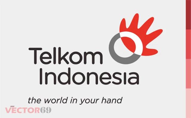 Logo Telkom Indonesia (2013) - Download Vector File PDF (Portable Document Format)