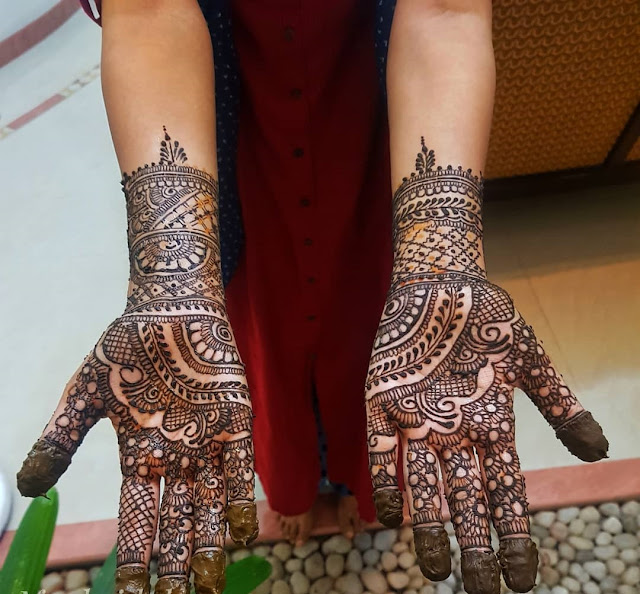111+ Inspiring Mehndi Designs For Kids To Try In 2019