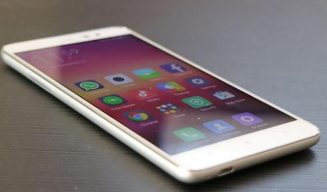 Cara Update Xiaomi Redmi 4X ke Android 8.1 Oreo