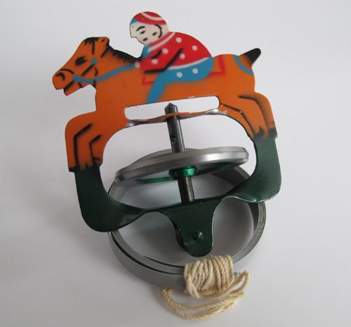 Jockey Top Gyroscopes