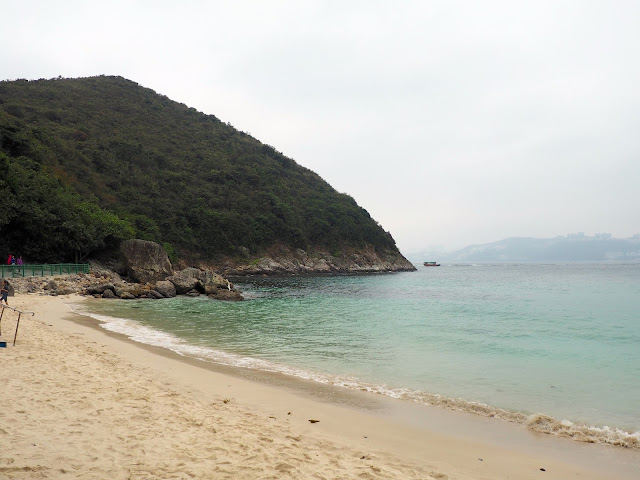 Hap Mun beach, Sharp Island, Hong Kong