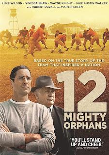 12 Mighty Orphans [2021] [CUSTOM HD] [DVDR] [NTSC] [Latino]