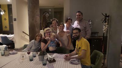 cena de los ocho hotel riga