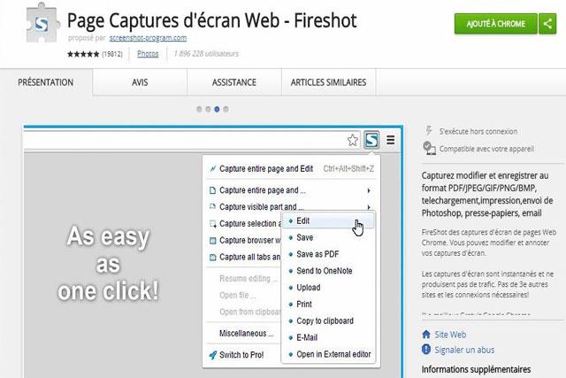 كيفية اخذ صورة كاملة لقالب بلوجر او موقع بدون أستخدام برامج