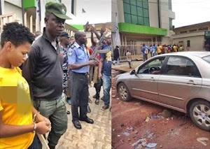 """CHINEKE!! University Final Year Student Who's A """"Runs Girl"""" Cuts Off Man's Pen!s Over Money After S*x (Pics)"""