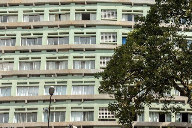 Edifício Itália - detalhe janelas