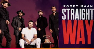 Straight Way Lyrics - Romey Maan