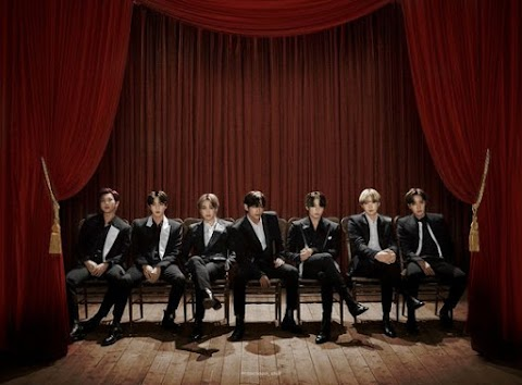 [Song Review] Your Eyes Tell by BTS