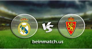 مشاهدة مباراة ريال مدريد وريال سرقسطة بث مباشر اليوم 29-01-2020 في كأس ملك إسبانيا