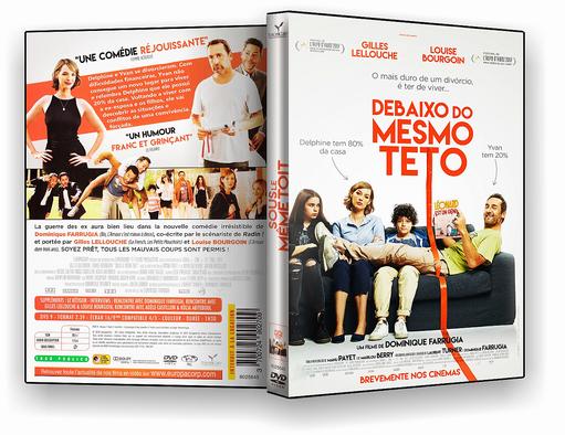 DVD-R Debaixo Do Mesmo Teto – OFICIAL