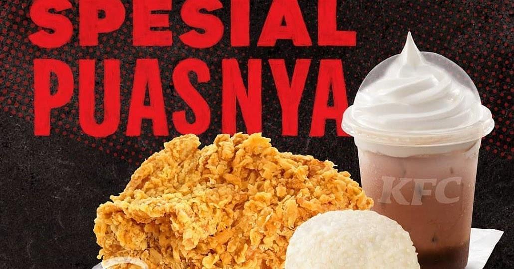 Promo KFC Terbaru Maret 2020