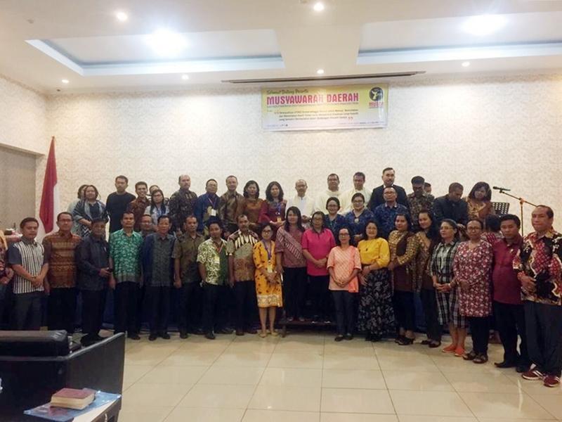 Mgr. Kornelius Pimpin Perayaan Ekaristi Pembukaan Musda LP3KD Sumut
