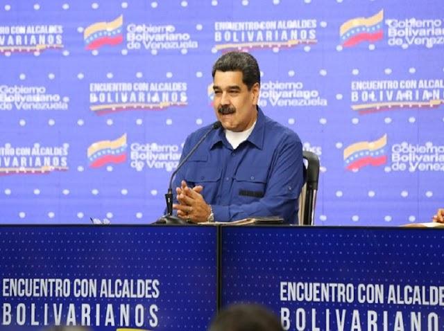 Presidente crea el Consejo Bolivariano de Alcaldes y Alcaldesas