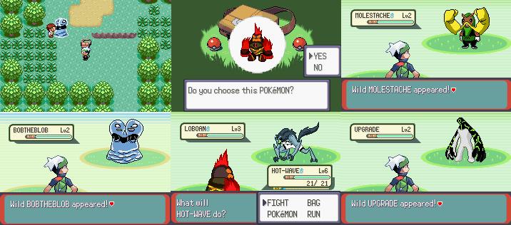 Pokemon Emerald Omniverse GBA ROM Download